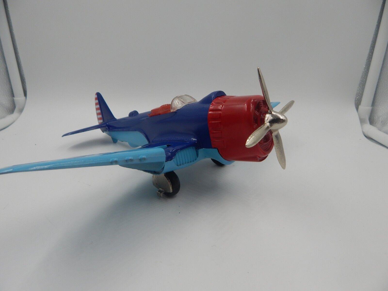 Hubley Avión de Metal Fundido Juguete Vintage 2018