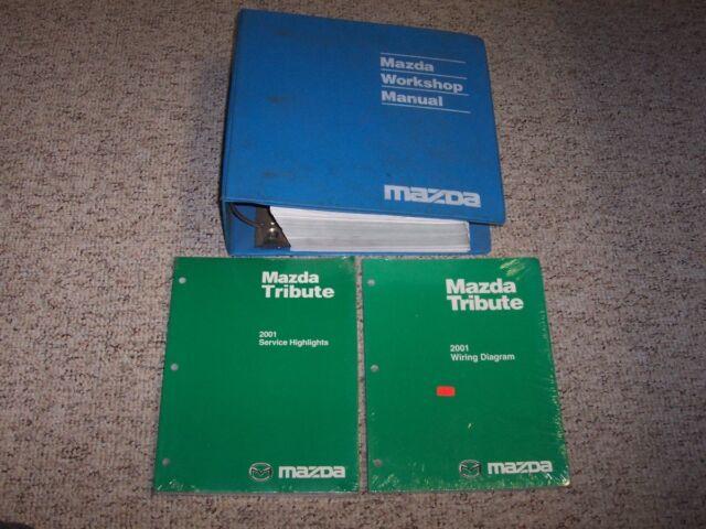 Diagram 2004 Mazda Tribute Service Shop Repair Manual Set Oem Service Manual And The Wiring Diagrams Manual Full Version Hd Quality Diagrams Manual Homewiringguys Efran It