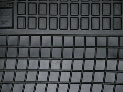 Gummifußmatten für Toyota Corrolla Limousine XII E210 ab Bj 2019 Neu Passform