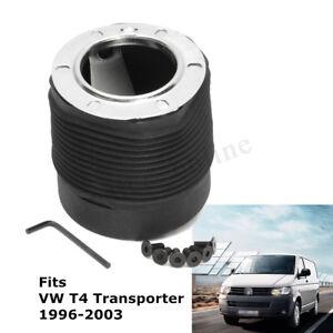 Steering-Wheel-Boss-Kit-Hub-Release-Adapter-For-VW-T4-Transporter-1996-2003