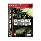 Tom Clancy's Ghost Recon (Sony PlayStation 2, 2002) - US Version
