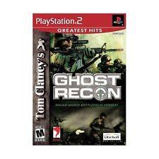 TOM CLANCY'S GHOST Redux (PS2), molto buona Playstation 2, PlayStation 2 videogioco