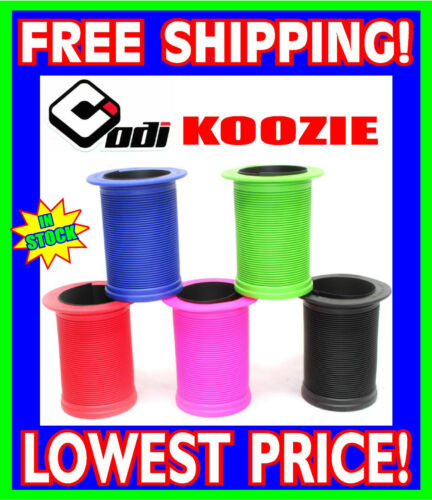 ODI KOOZIE ALL COLORS BLACK BLUE PINK GREEN RED COOZIE COOZY FREE SHIPPING NEW