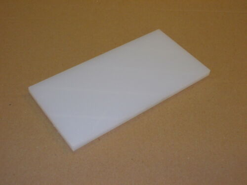 8MM NYLON6 300MM X 150MM ENGINEERING PLATE CAST /& EXTRUDED SHEET