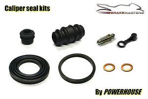 Yamaha DT 80 LC-2 85-92 front brake caliper seal repair kit 1989 1990 1991 1992