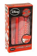 Minnie adorable Pestañas climatizada de pestañas gran Rolo, Pinzas, Cosmetiquero, Máscara de ojos Set