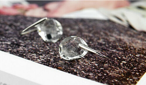 /'New/' Home Party Trendy Womens Fashion Jewelry Silver Gold Metal Crystal Earing