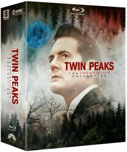 Twin-Peaks-Television-Collection-16-DISC-SET-REGION-A-Blu-ray-New