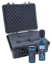 Reed Instruments R8050 Kit Sound Level Meter And Calibrator Kit