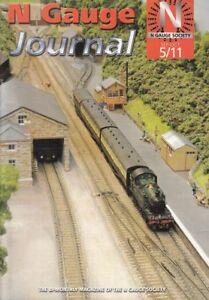 N GAUGE JOURNAL Railway Magazine  511 Sept  Oct 2011  Mint Condition C20 - Essex, Essex, United Kingdom - N GAUGE JOURNAL Railway Magazine  511 Sept  Oct 2011  Mint Condition C20 - Essex, Essex, United Kingdom