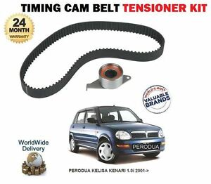TENSIONER KIT FOR DAIHATSU CHARADE 1.0 L251 EJ-VE 2003-2007  TIMING CAM BELT