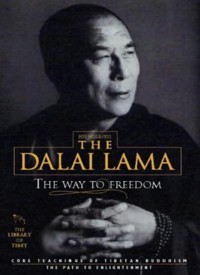 The Way to Freedom (HarperCollins Library of Tibet),His Holiness the Dalai Lama