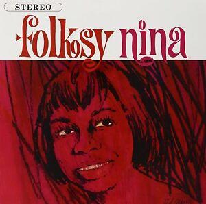 NEW-CD-Album-Nina-Simone-Folksy-Nina-Mini-LP-Style-Card-Case