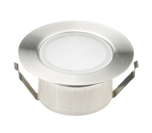 30er Set 1W 61mm WIFI Controller RGBW Bodeneinbauleuchte Außenlampe Einbauspots