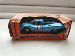 MERCURY-Gulf-Porsche-917-markenweltmeister-1970-LE-MANS-AUTO-DA-CORSA-SCALA-1-43