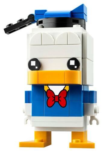40377 Donald Duck NEU//OVP Blitzversand! LEGO® BrickHeadz 40378 Goofy /& Pluto