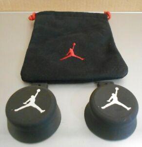 Air-Jordan-Black-Nike-Air-sole-pods-and-suede-bag-vintage-OG-XXI-XX2-10-5-11-5