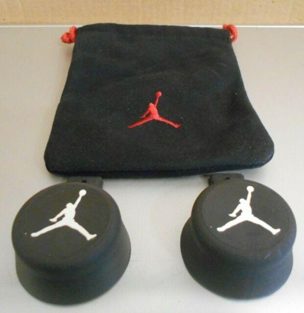 Air Jordan Black Nike Air sole pods and suede bag. vintage OG XXI XX2 10.5-11.5
