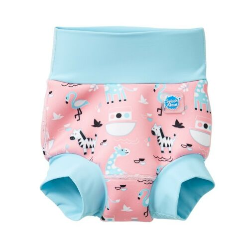 Splash About NEW IMPROVED Happy Nappy Nina/'s Ark UVPF50 Birth to 3yrs