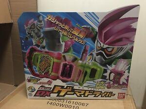 Bandai Used Masked Kamen Rider EX-AID Transformation Belt DX gamer driver Japan