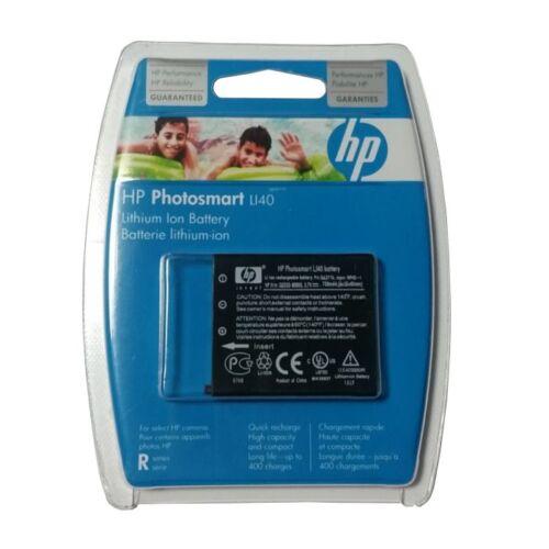 nuevo * HP batería de ion-litio cámara batería HP Photosmart r742 q6227a
