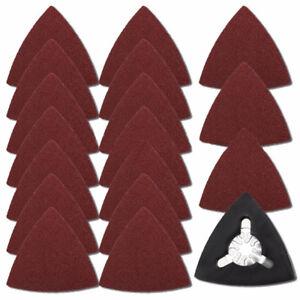 61X-Delta-feuilles-abrasives-disques-papier-pour-bien-BOSCH-Oszillierende