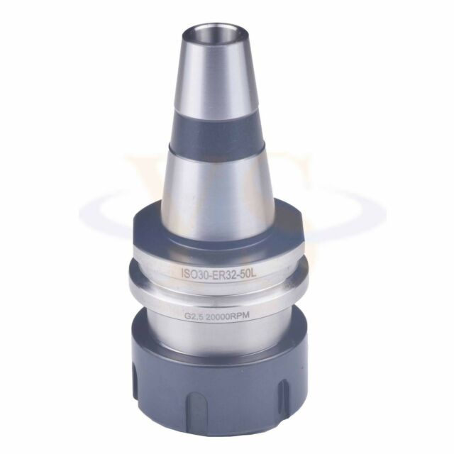 New C25 ER32 Straight shank collet chuck  d:25mm L1 150mm D:50mm USA SELL