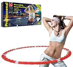 ABS-WORKOUT-PROFESSIONAL-WEIGHTED-MAGNETIC-HULA-HOOP-FITNESS-EXERCISE-HEART