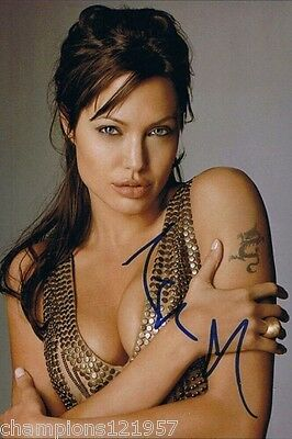 Angelina Jolie ++Autogramm++ ++Der Knochenjäger++