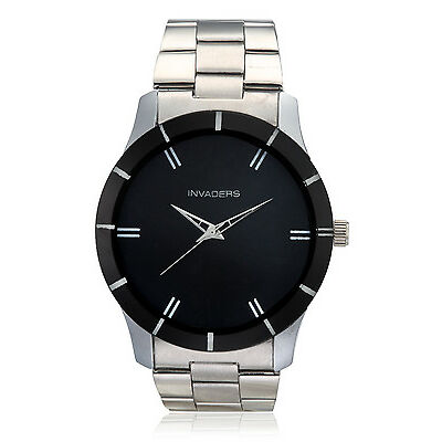 Invaders Liberals Collection INV-LBRL-BLK Watch for Men/Boys
