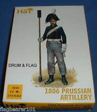 HAT 8230 - 1806 NAPOLEONIC PRUSSIAN ARTILLERY - 1/72 SCALE PLASTIC