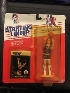 1988 Jeff Hornacek Phoenix Suns Kenner NBA Starting Lineup SLU MOC 88 New NIP