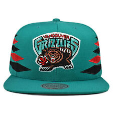 Vancouver Grizzlies VINTAGE DIAMOND SNAPBACK Mitchell & Ness NBA Hat