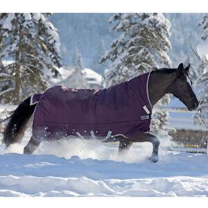 horseware rambo wug high neck turnout rug lightweight lite 0g purple 5 39 6 7 39 3 39 39 ebay. Black Bedroom Furniture Sets. Home Design Ideas