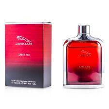 NEW Jaguar Classic Red EDT Spray 3.4oz Mens Men's Perfume