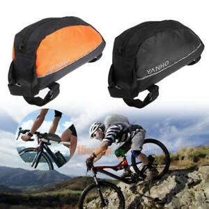 Waterproof Bicycle Top Tube Frame Mount Storage Bag MTB Road Cycling Bike Bag