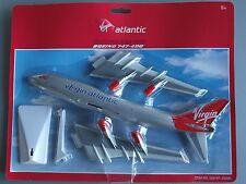 Virgin Atlantic Boeing 747-400 Tinker Belle Push Fit Model 1:250 Scale