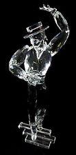 SWAROVSKI CRYSTAL MAGIC OF DANCE 2003 ANTONIO FIGURINE WITH  PLAQUE NEW IN BOX
