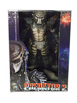 "MIP NECA GORT original Classic PREDATOR ALIEN 1//4 Scale 18/"" movie action figure"