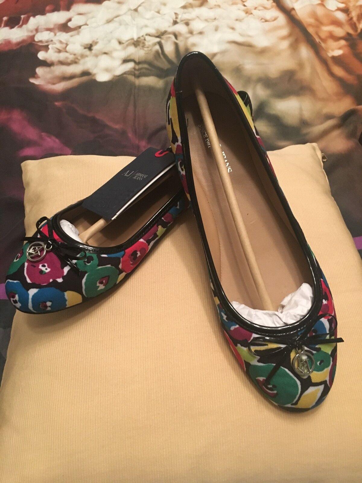 Armani Schuhe Schuhe Armani Gr. 40, NEU, OVP 6b0955