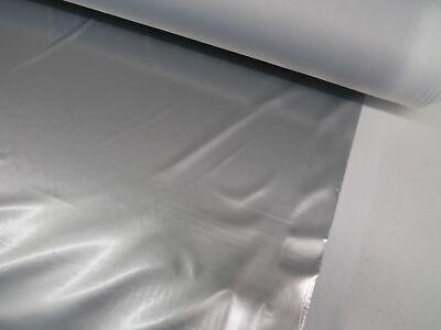 1 WAY STRETCH BLACK HIGH GLOSS PVC SHINY STRETCH FABRIC FREE P/&P