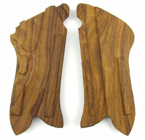 Griffschalen Holz Paar P.08 Sammleranfertigung