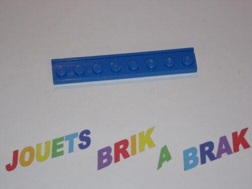 Lego Plate Modified modifié 1 x 8 1x8 with Door Rail  ref 4510 Choose color