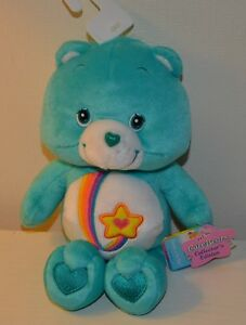 Peluche Bisounours Thanks A Lot Care Bears Collector 25cm Neuf 2003 Play Along