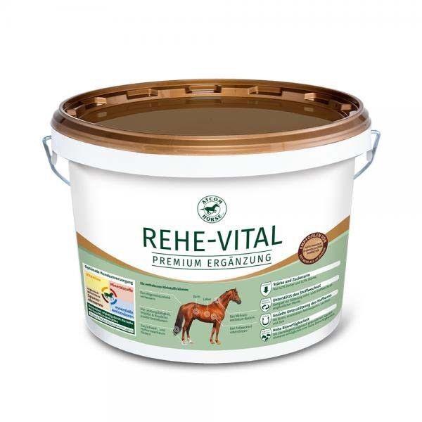Atcom Rehe-Vital 10kg Hufrehe Rehevital Huf Stoffwechsel Pferd ( ( ( /1kg) 6ca8ee
