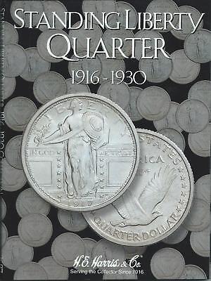 BRAND NEW H E HARRIS /& CO STANDING LIBERTY QUARTERS 1916-1930 HOLDER