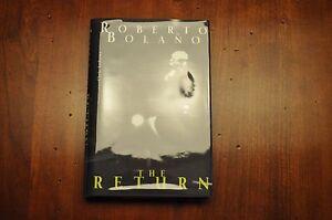 Roberto-Bolano-THE-RETURN-1st-PRINTING