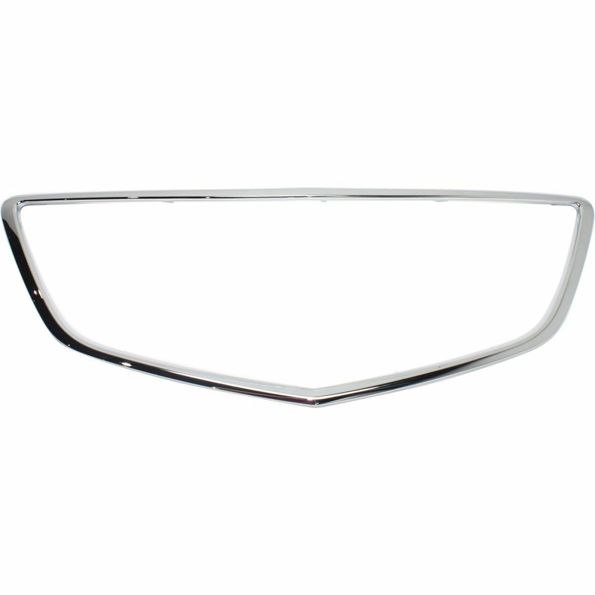 FRT GRILLE SHELL CHROME FOR 2014-2016 ACURA MDX AC1202103
