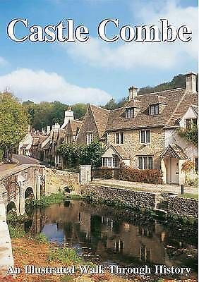 1 of 1 - Castle Combe: An Illustrated Walk Through History by Paul Snowdon (Paperback,...
