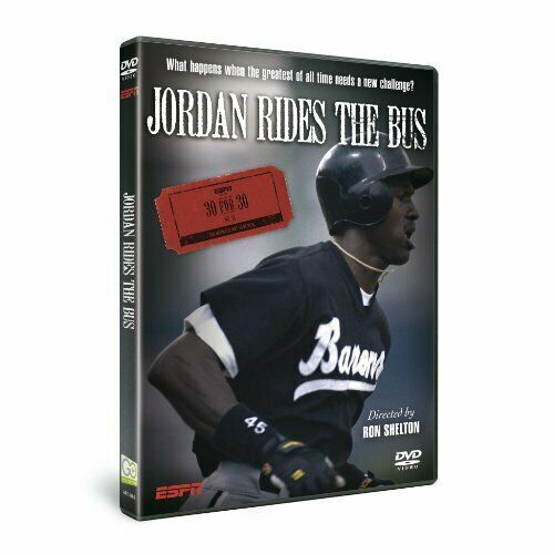 rutina sensor Legado  Jordan Rides The Bus (DVD, 2011) for sale online | eBay